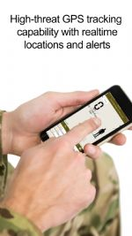 Chirp GPS is used by branches of the military from around the globe as a trusted source of real-time tracking.